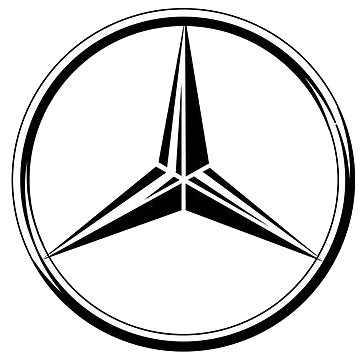 Mercedes Benz Stern Bildmarke